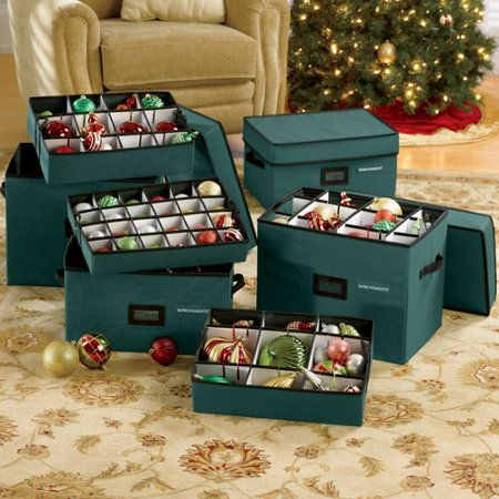 christmas ornament storage 6 great storage ideas for your decorations 12812